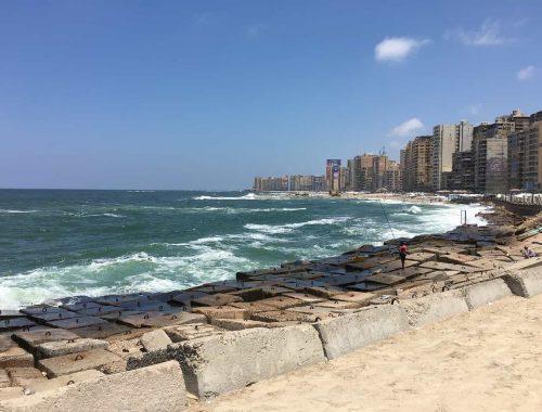 Aleksandria nad Morzem Śródziemnym