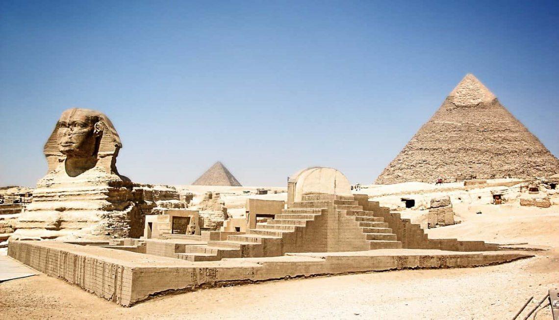 Egipt - atrakcje turystyczne