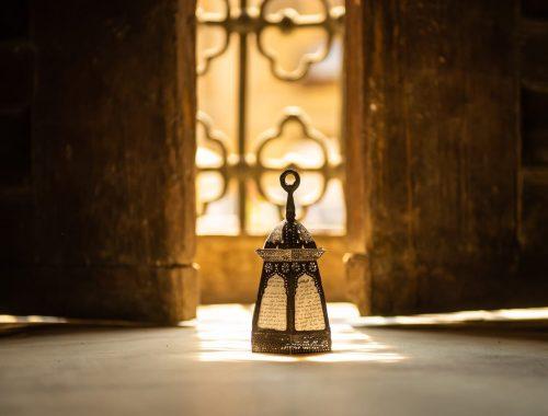Lampion. Ramadan. Egipt.