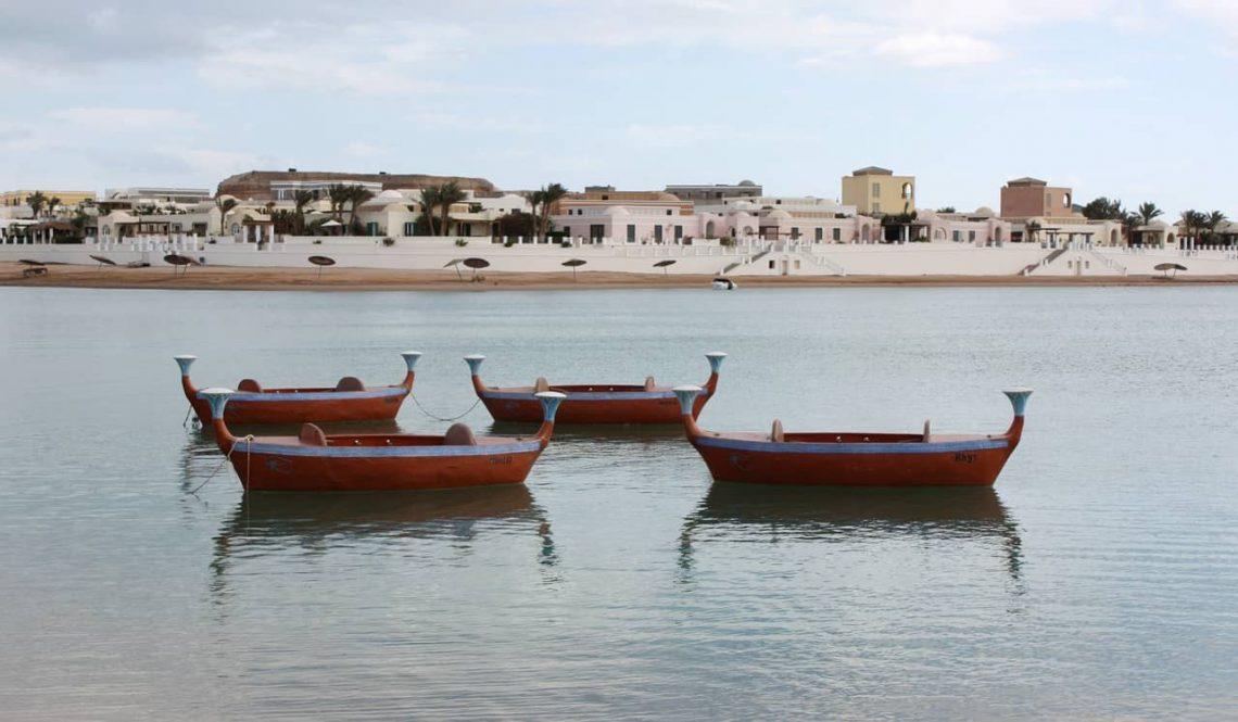 Morze Czerwone, Egipt