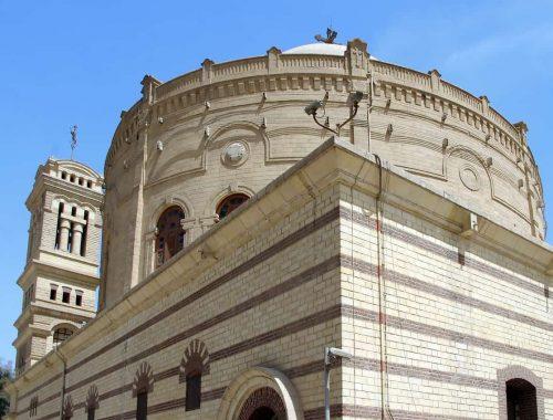 Kościół chrześcijański w Kairze