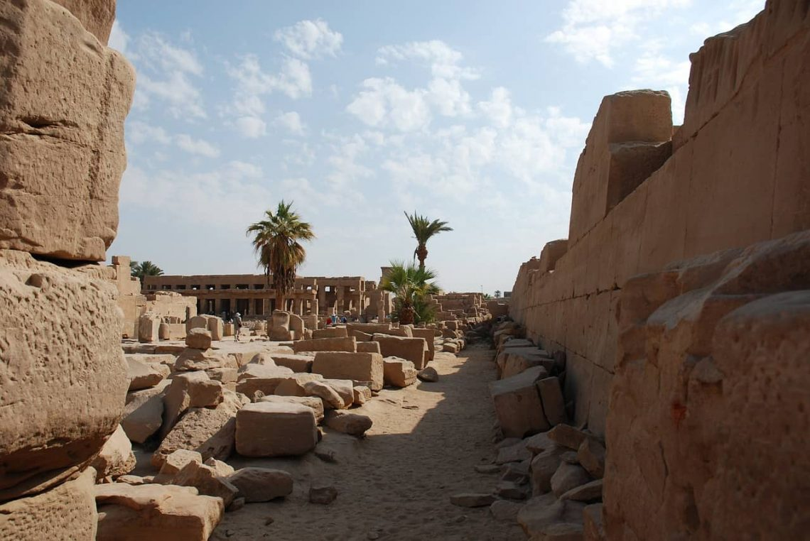 Luksor, Egipt