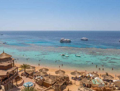 Kurort w Egipcie